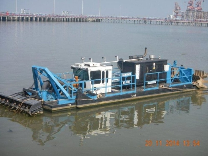 IMS 7012 Versi Dredge